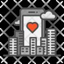 Design City Phone Icon