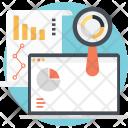 Analytics Graph Pie Icon