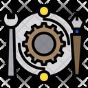 Configulation Ability Capability Icon