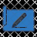 Document Write Edit Icon