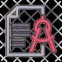 Design File Development Icon