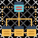 Design Flowchart Icon