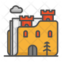 Design Folder Castle Icon