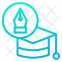 Design Graduation Icon
