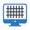 Design Grid Icon