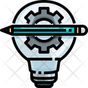 Light Bulbs Design Idea Design Icon