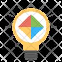Creative Design Idea Icon