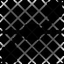 Design Line Creative Art Line Icon