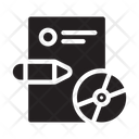 Cd Dvd Design Icon