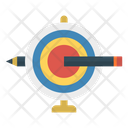 Design Planning Target Icon