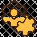 Design Process Idea Process Icon