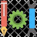 Design Skill Symbol Icon