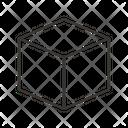 Design Square Shape Icon