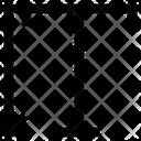 Text Type Design Icon