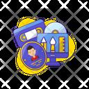 Design Video Cd Icon