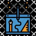 Design Graphic Pencil Icon