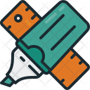 Marker Color Tool Icon