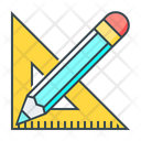 Creative Design Drawing Icon