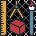 Design Tool Art Icon