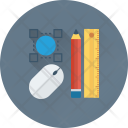 Design Tools Pencil Icon