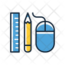 Design tools Icon