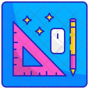 Design Drawing Tool Icon