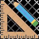 Pencil Scale Architectural Icon