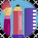 Creative Design Graphic Design Paint Icon