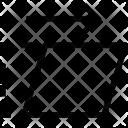 Design Transform Skew Icon