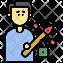 Designer Block Designer Art Icon