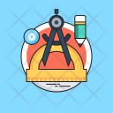 Designing Draft Tools Icon