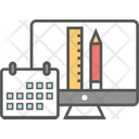 Calendar Notes Diary Diary Planner Icon