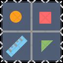 Catalog Stationery Paper Icon