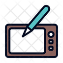 Designing Tablet Icon