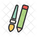 Designing Tool Pencil Icon