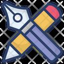 Pen Pencil Writing Symbol Editing Icon