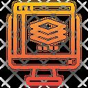 Illustration Design Layer Icon