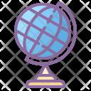 Desk Globe Desktop Icon