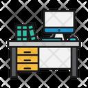 Mac Computer Desk Icon