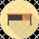Desk Property Interior Icon
