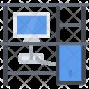 Desk Computer Icon