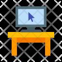 Desk Pc Icon