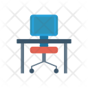 Office Desk Table Icon