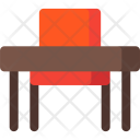 Desk Table Icon