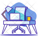 Place Comfort Productivity Icon