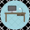 Desk Office Icon
