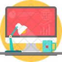 Business Conference Room Icon
