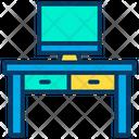 Monitor Desktop Screeen Icon