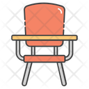 Desk Chair Student Chair School Furniture Icon