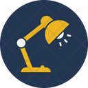 Desk Lamp Desk Light Lamp Icon